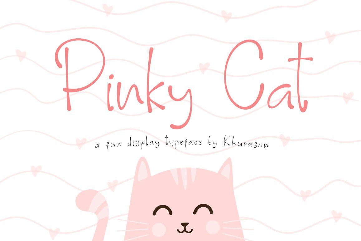 Pinky Cat example image 1