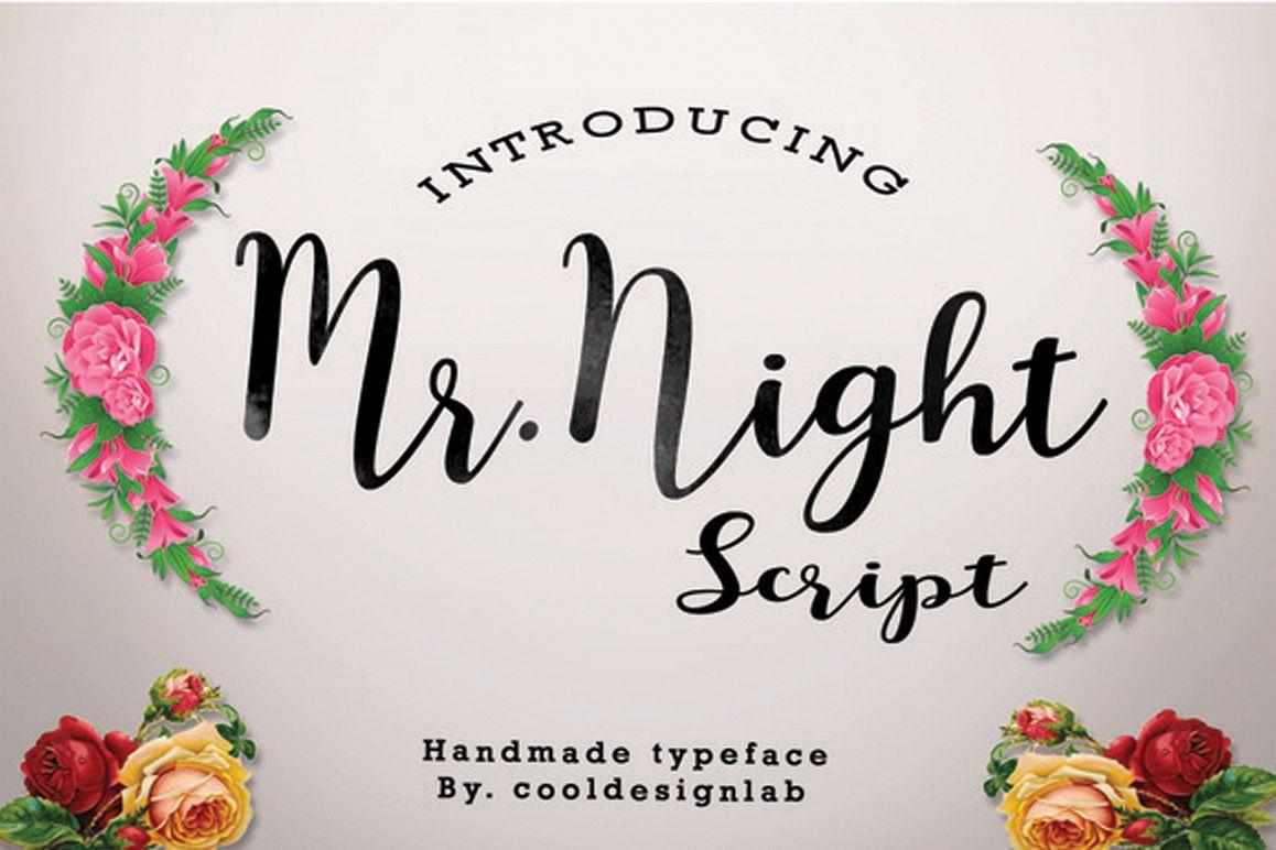 Mr.Night script example image 1