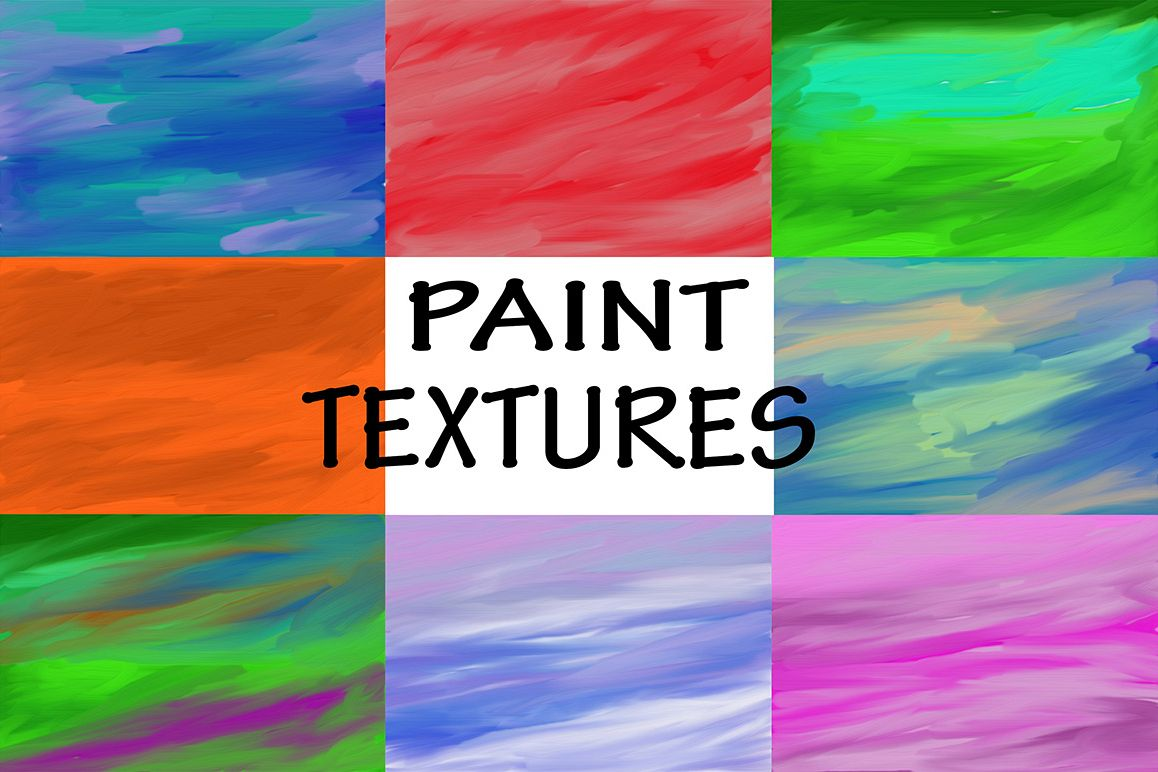 Paint textures 2 example image 1