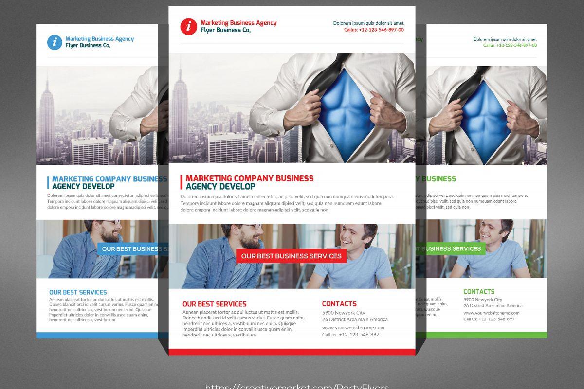 Marketing Flyer example image 1