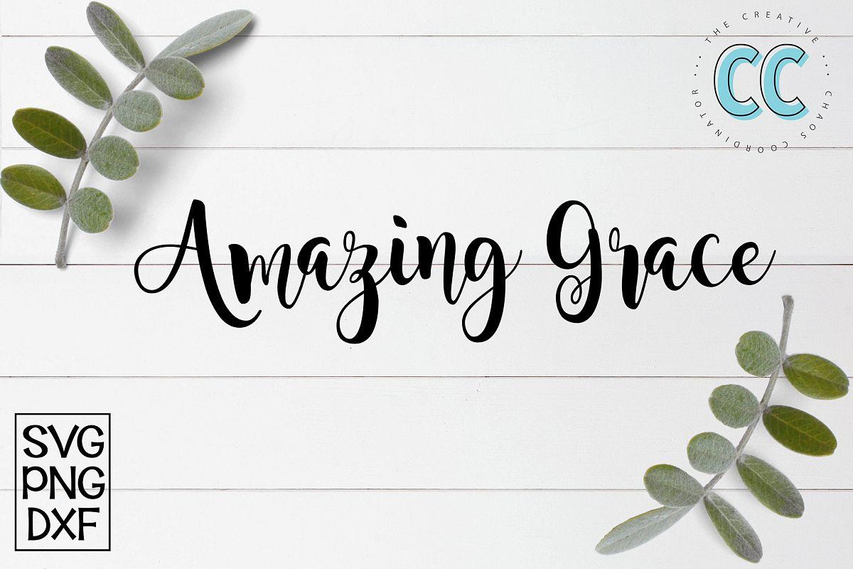 Amazing Grace example image 1