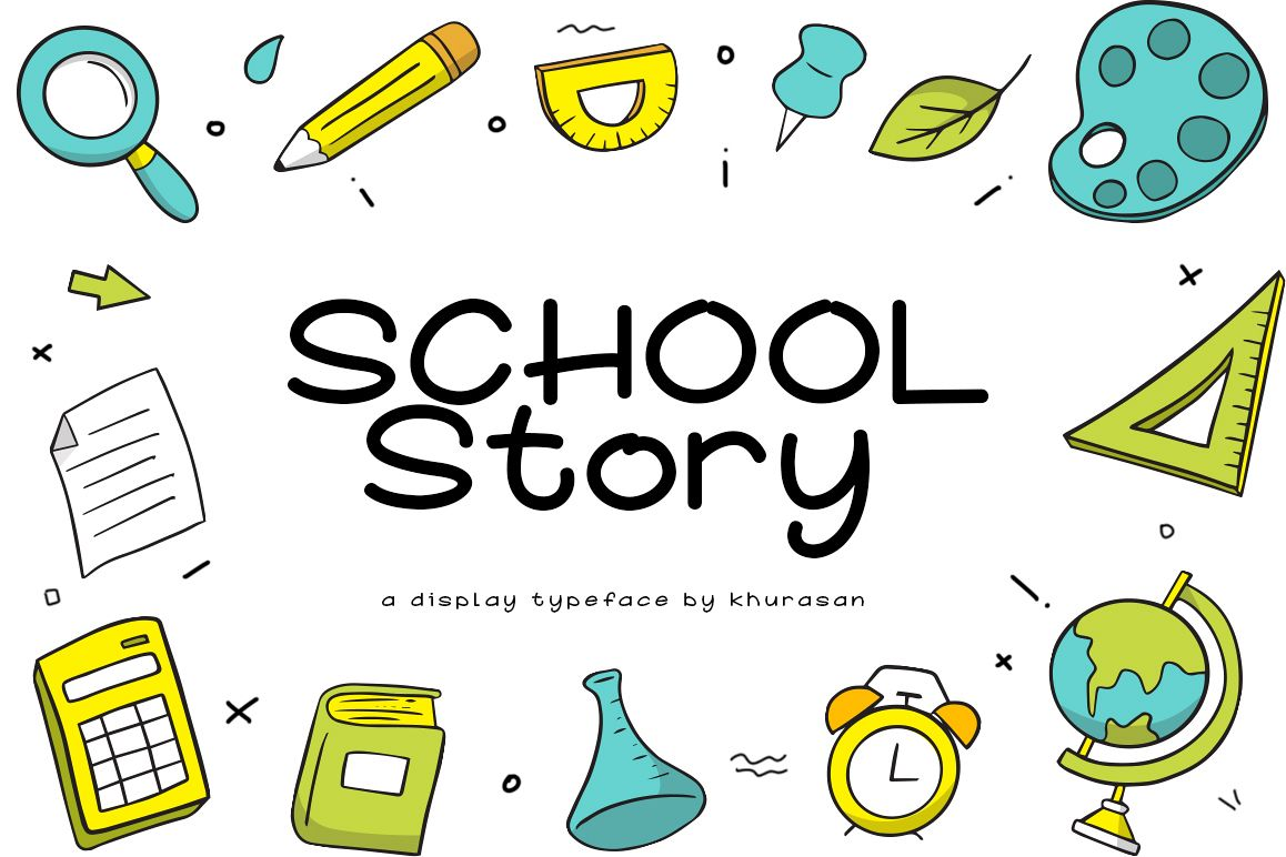 School Story example image 1