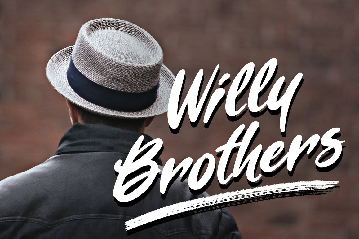 Willy Brothers example image 1