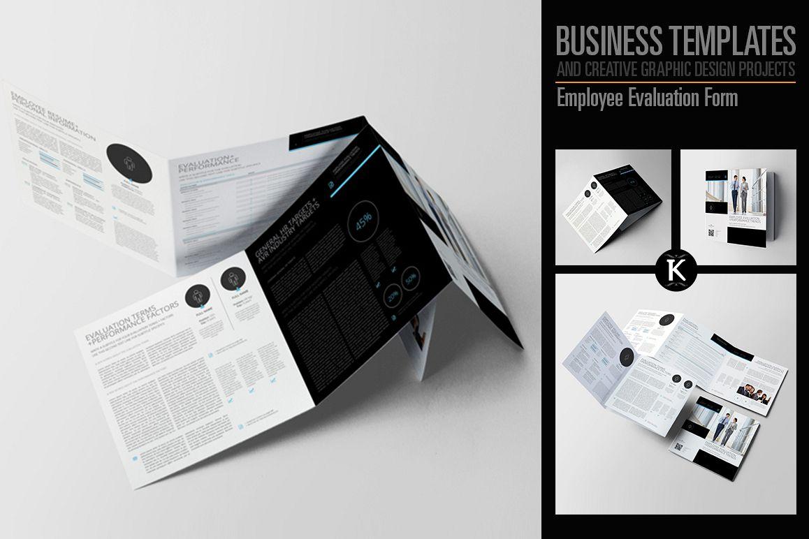 Employee Evaluation Form example image 1