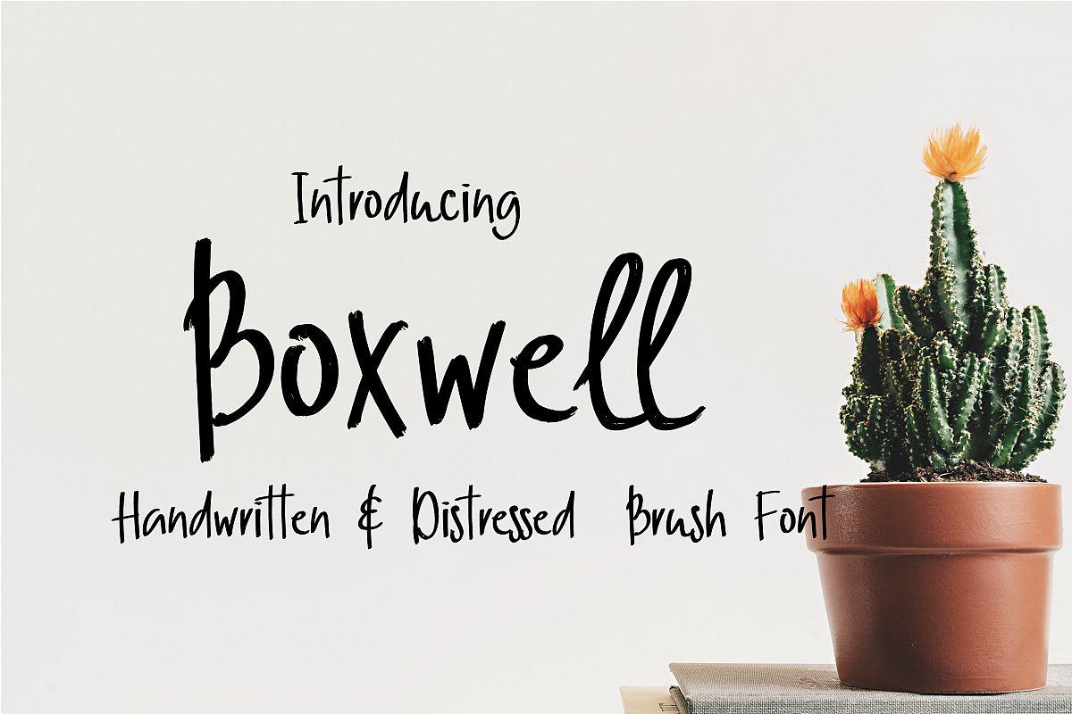 Boxwell example image 1