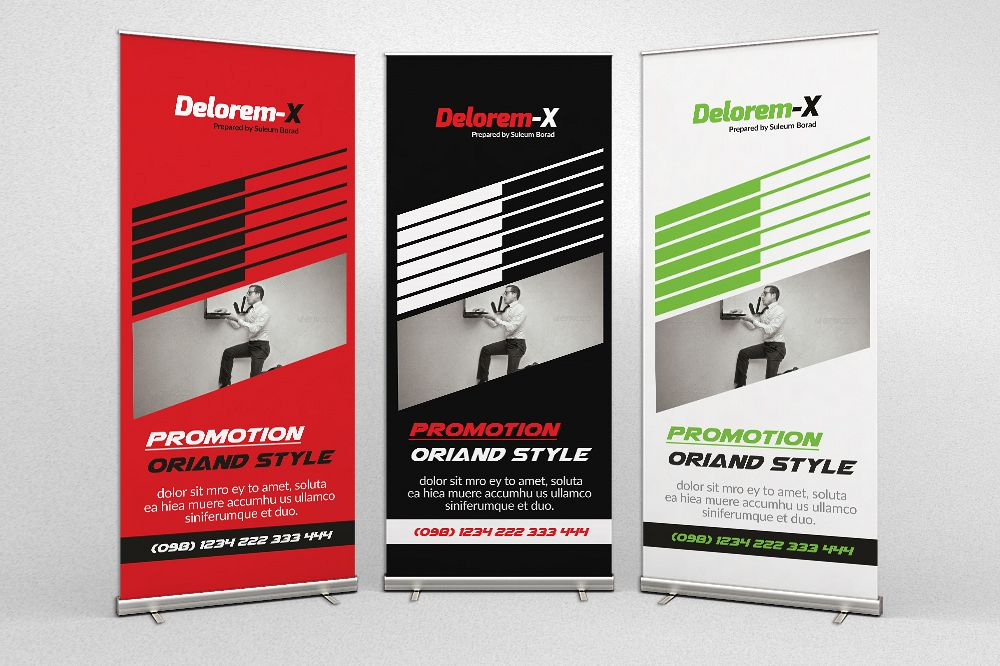 Business Roll Ups Banners example image 1