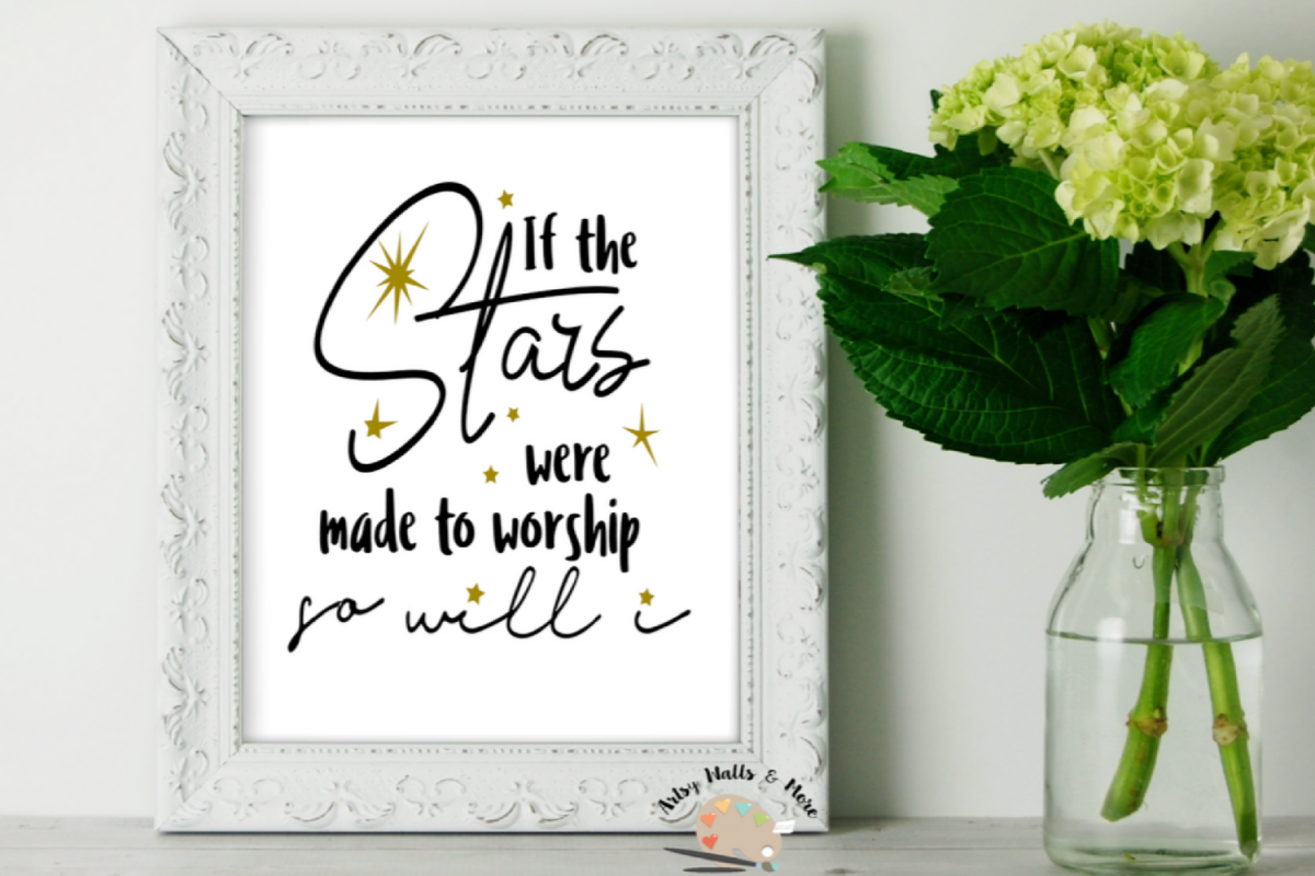 image about Printable Wall Art identified as Consequently will I printable wall artwork Hillsong United tune lyrics artwork