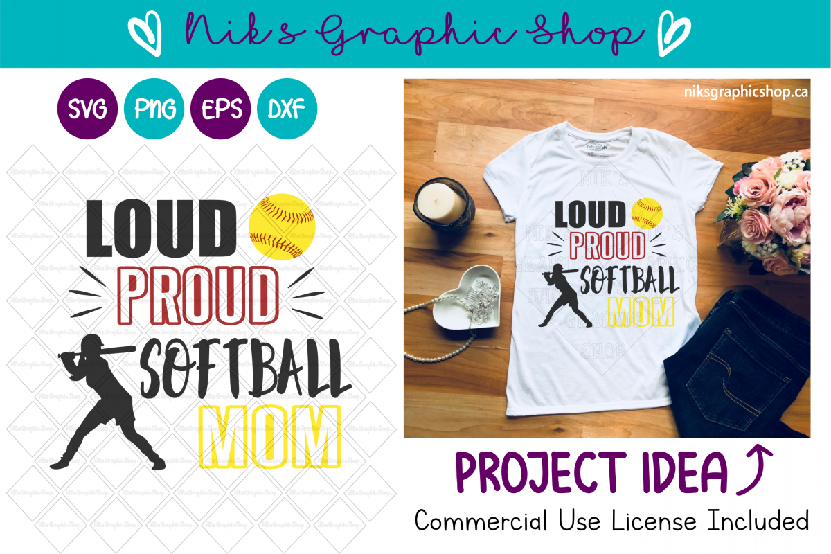 Softball Svg, Softball Mom Svg, Softball Mom Svg, Ball Svg example image 1