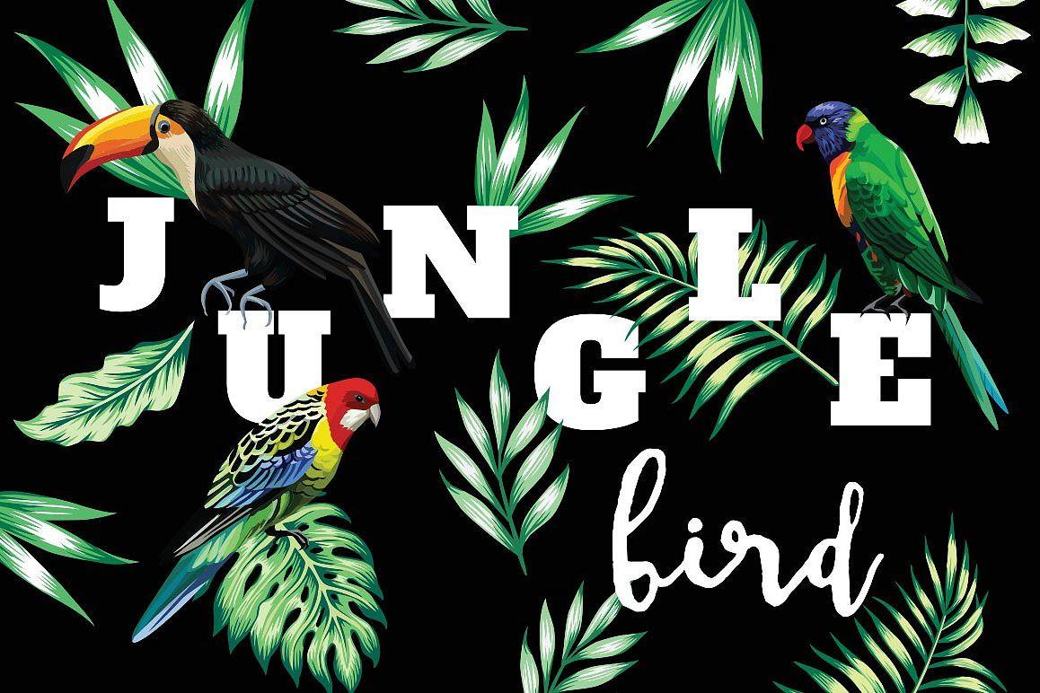 Jungle bird example image 1