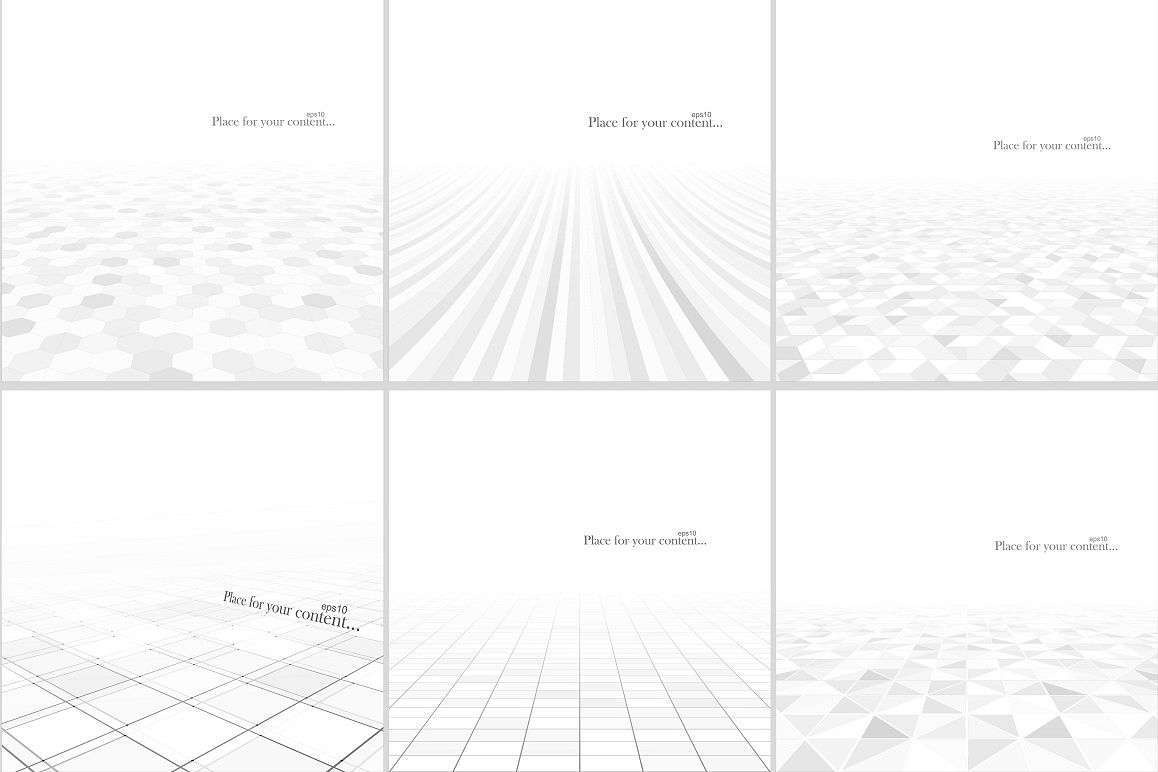 Abstract white backgrounds. example image 1