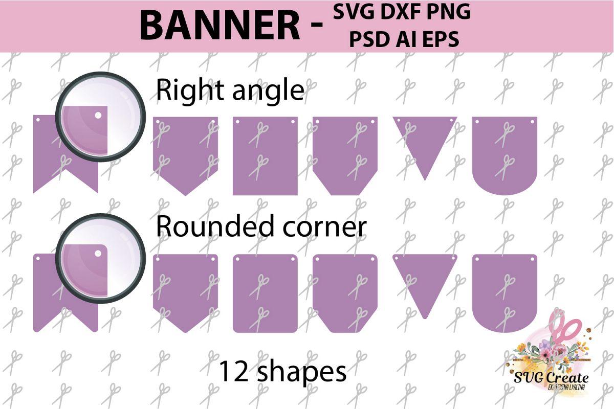Bunting banner svg 1st flag digital file bundle template bunting banner svg 1st flag digital file bundle template example image 1 maxwellsz