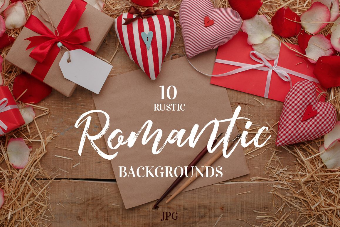 Romantic celebration JPG set example image 1
