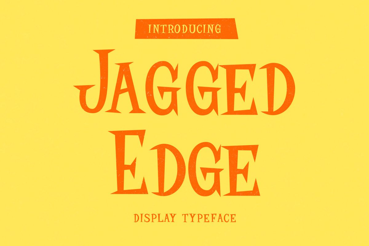Jagged Edge example image 1