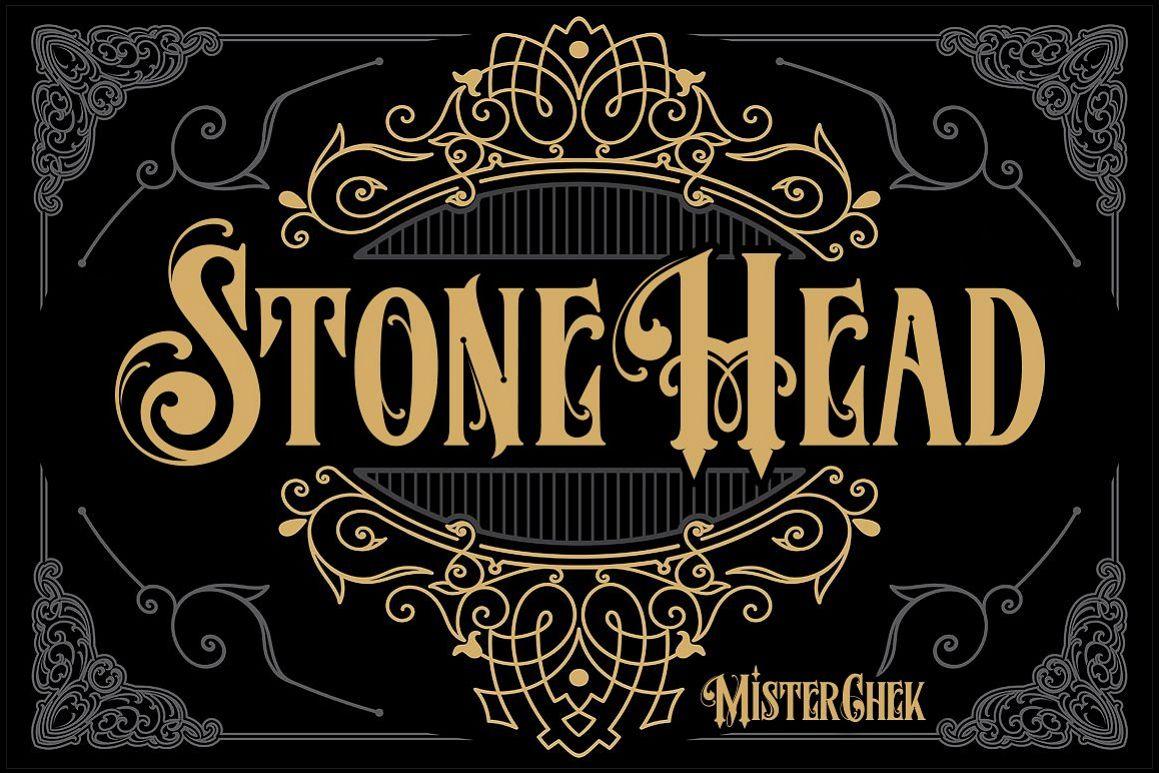 Stone Head example image 1