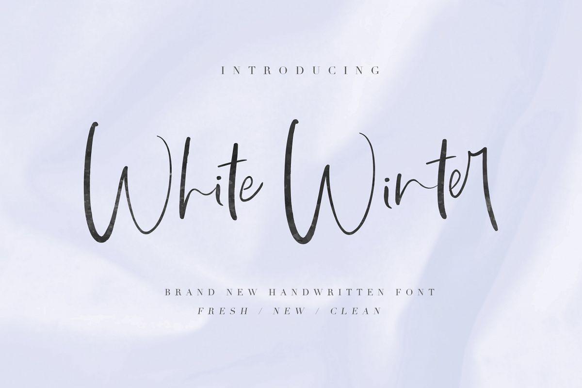 White Winter example image 1