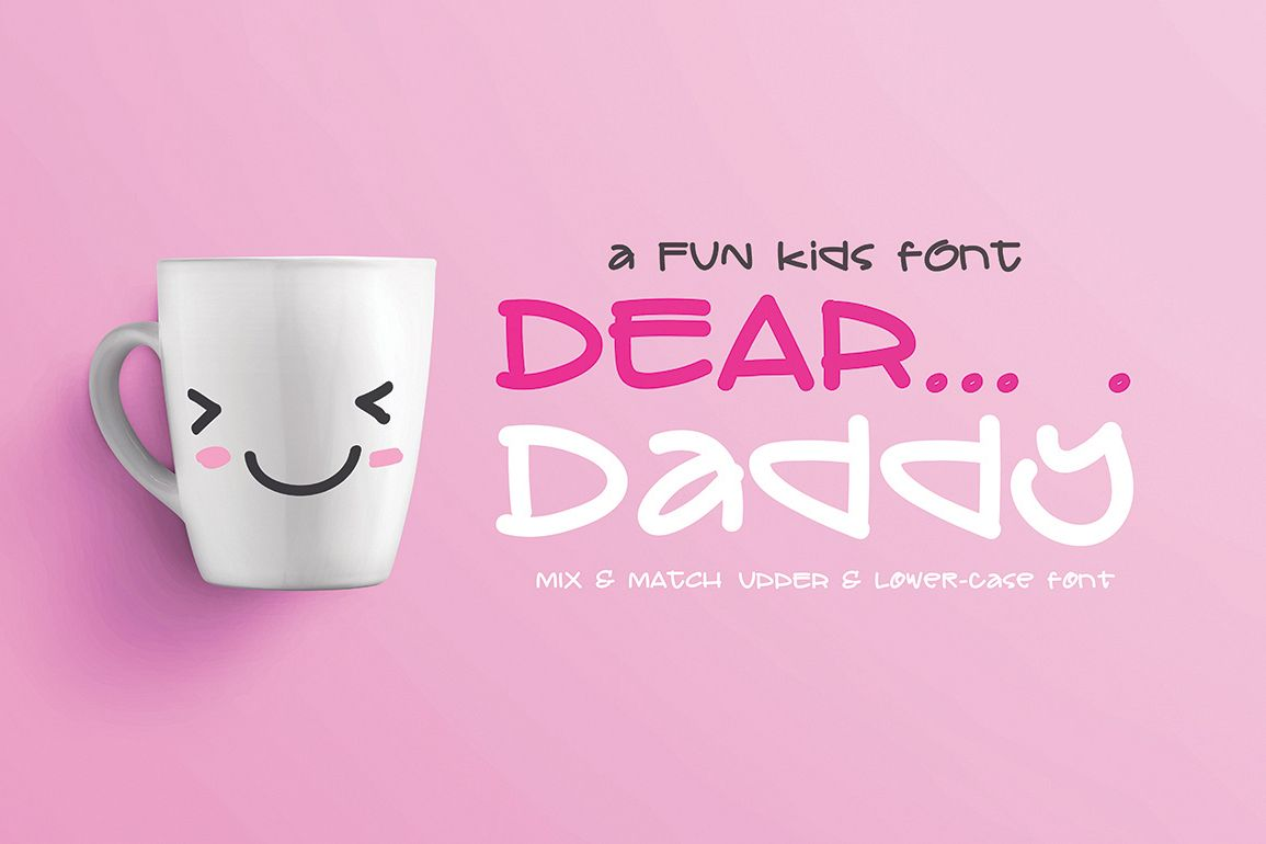 Dear Daddy example image 1