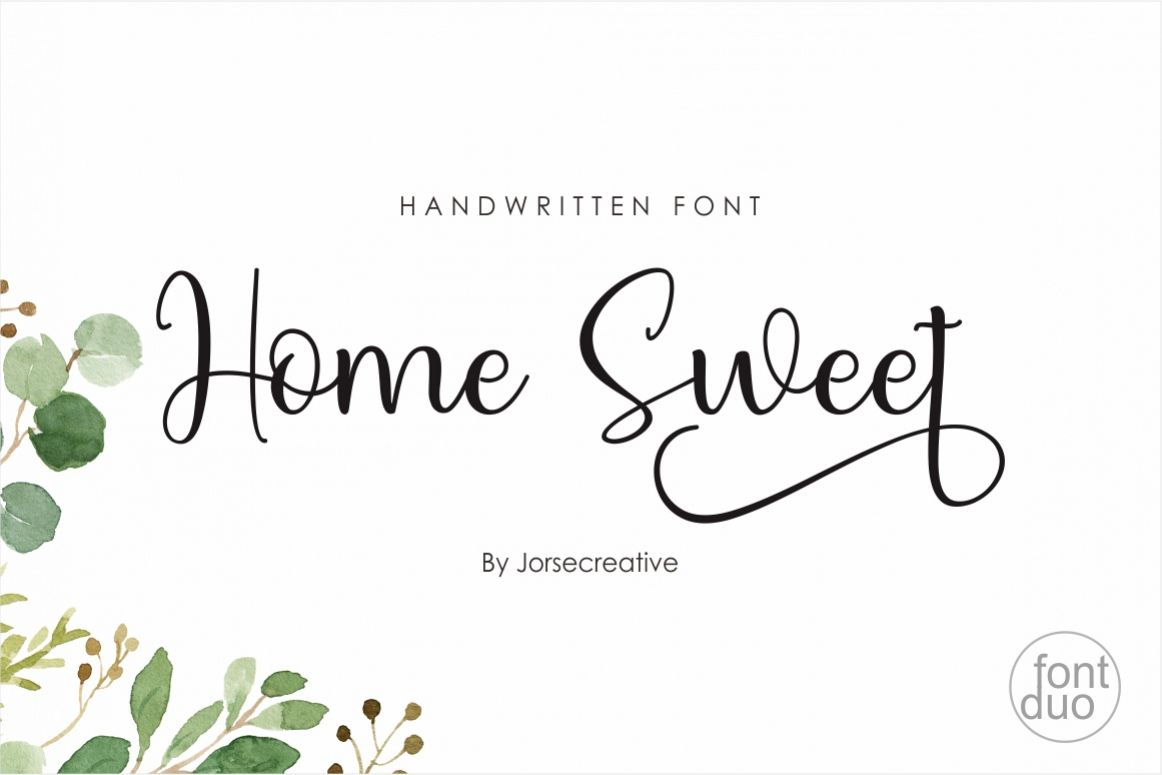 Home Sweet example image 1