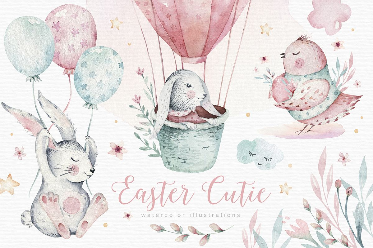 Easter cutie. Part II example image 1