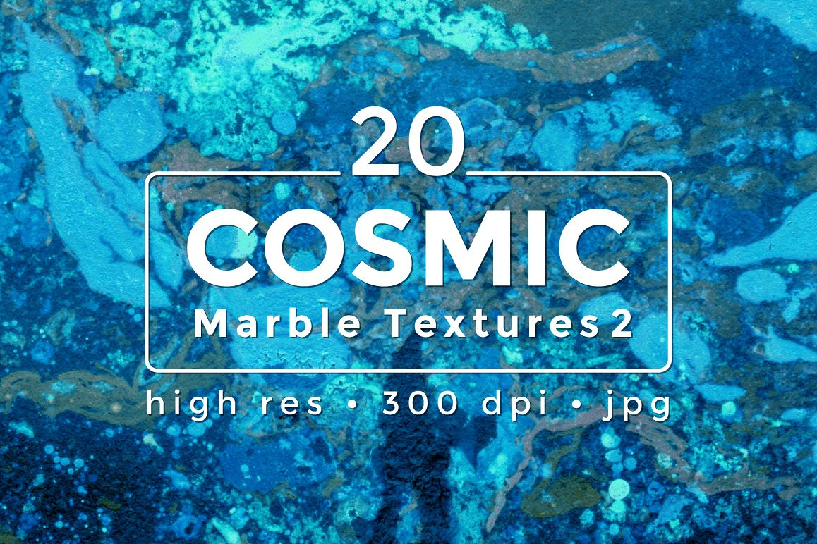 COSMIC Marble Textures Vol.2 example image 1