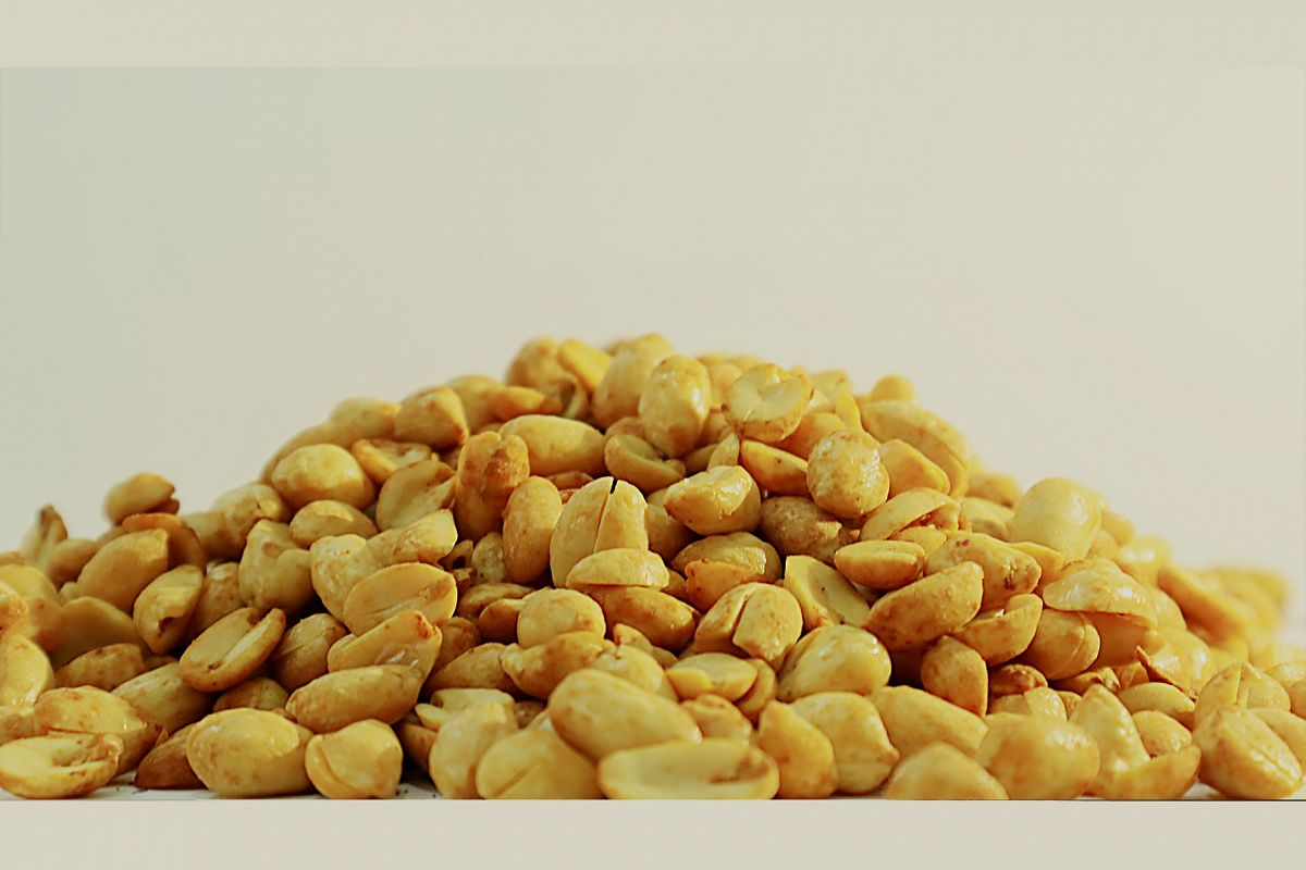 Fried Peanut Stack example image 1