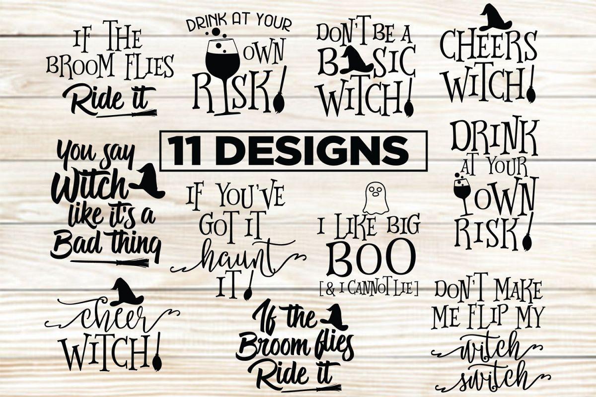 11 Halloween Designs Halloween Printable example image 1