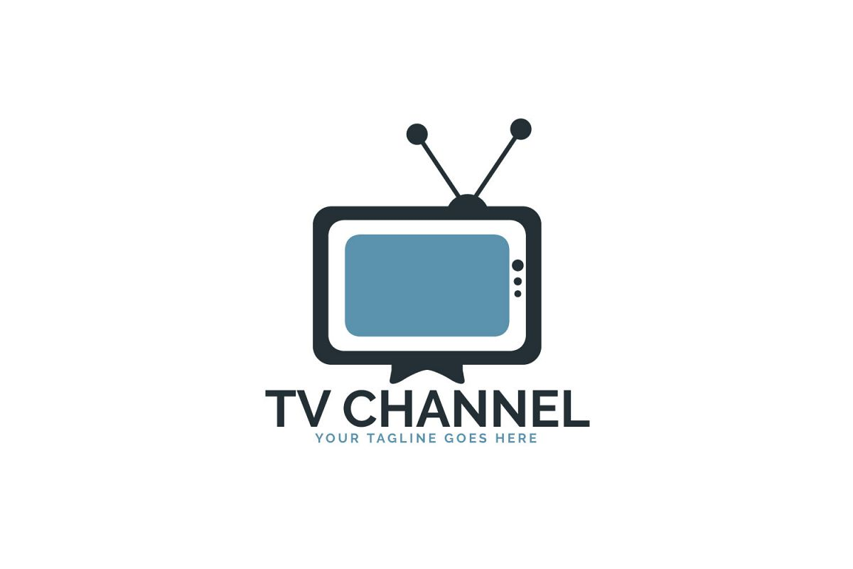 TV Channel Logo Design. example image 1