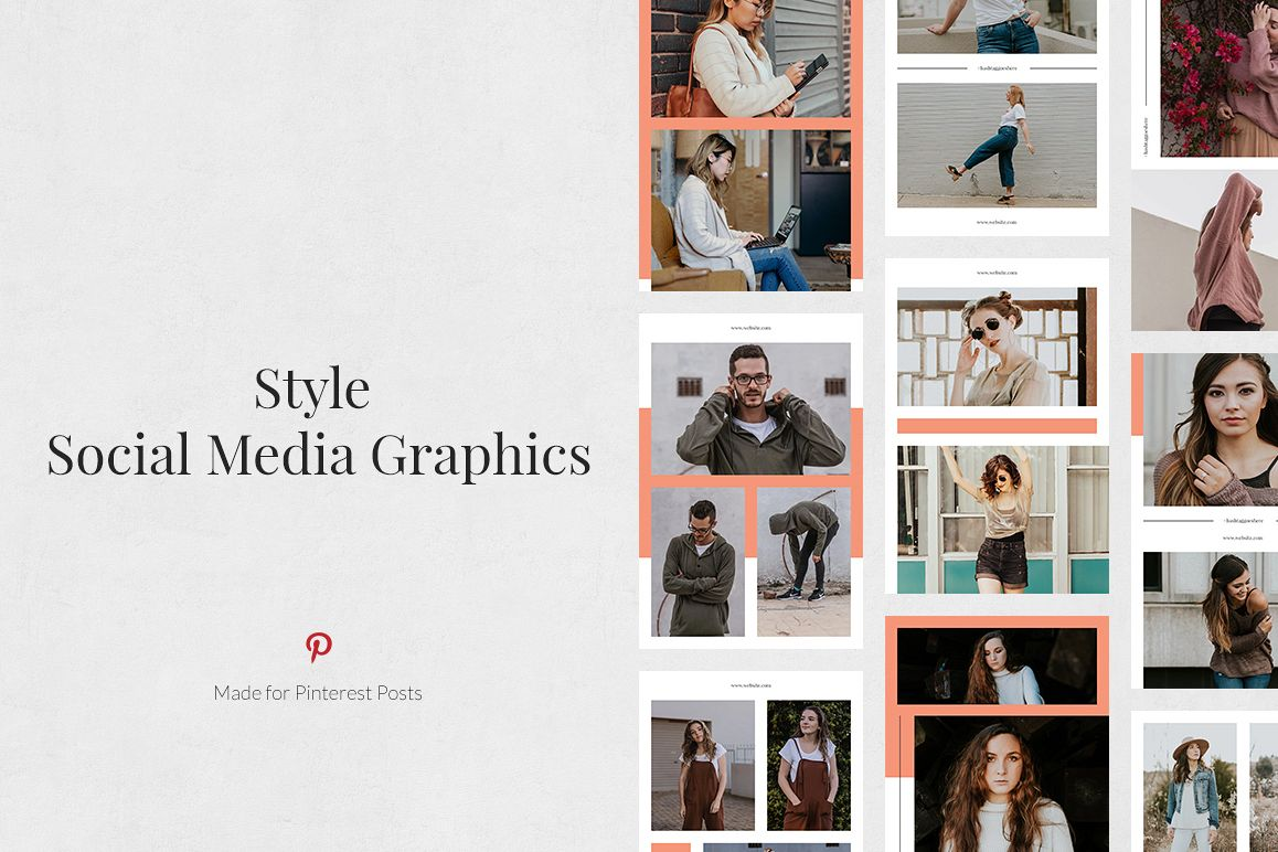 Style Pinterest Posts example image 1