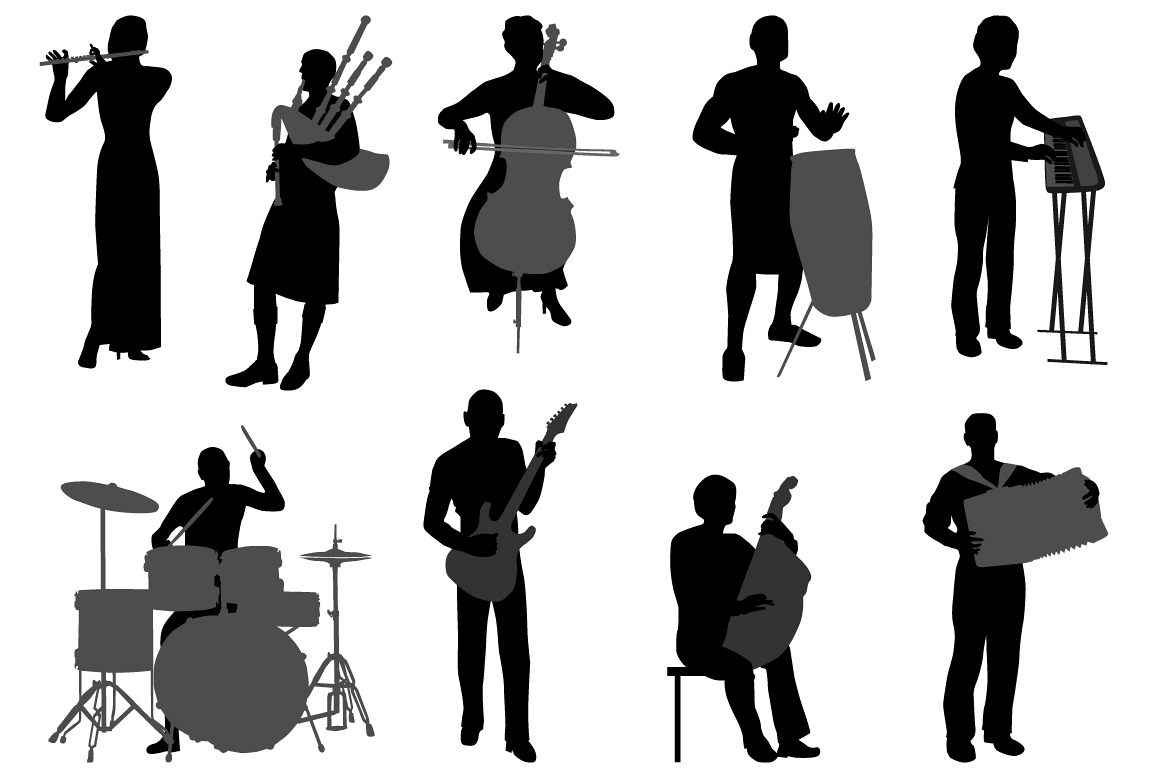 Musicians example image 1