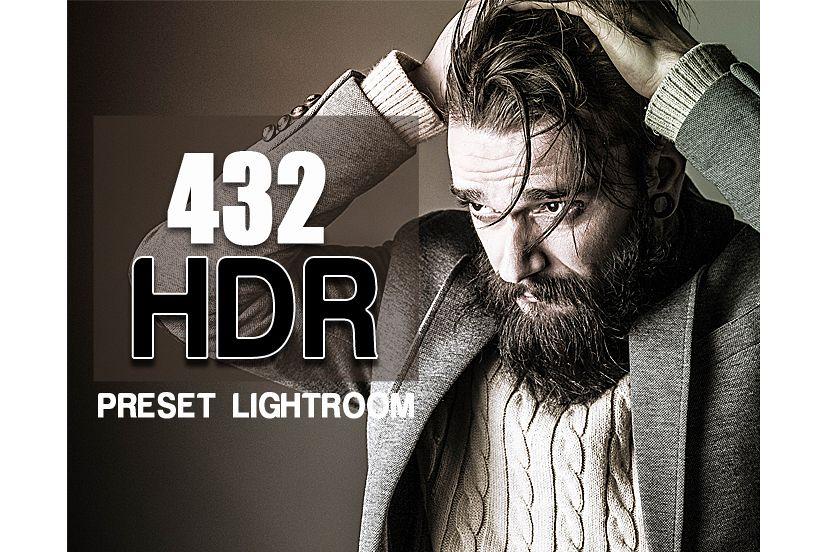 432 Premium HDR Presets Lightroom (Presets for Lightroom 5,6,CC) example image 1