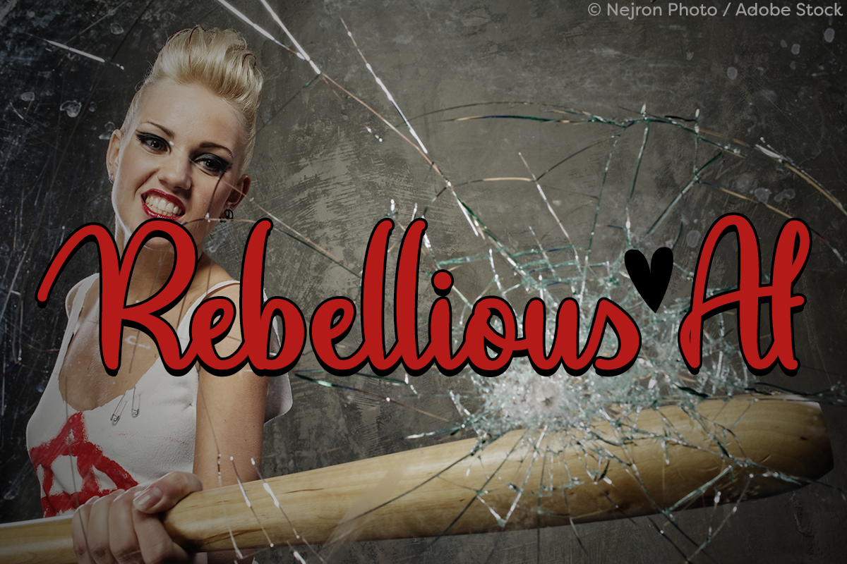 Rebellious Af example image 1
