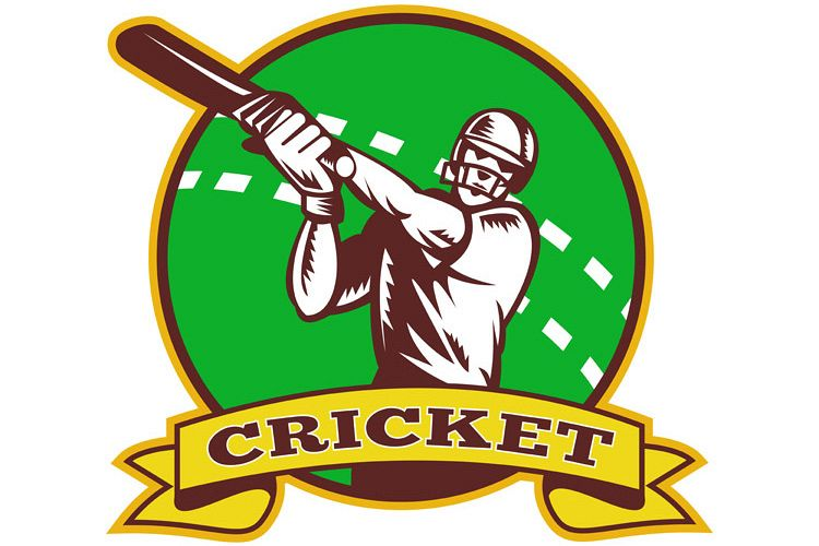 cricket batsman batting example image 1