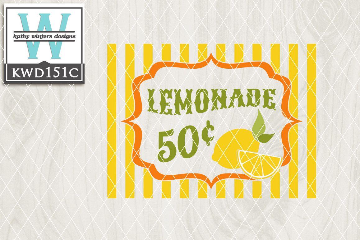 Lemon Cutting File KWD151C example image 1