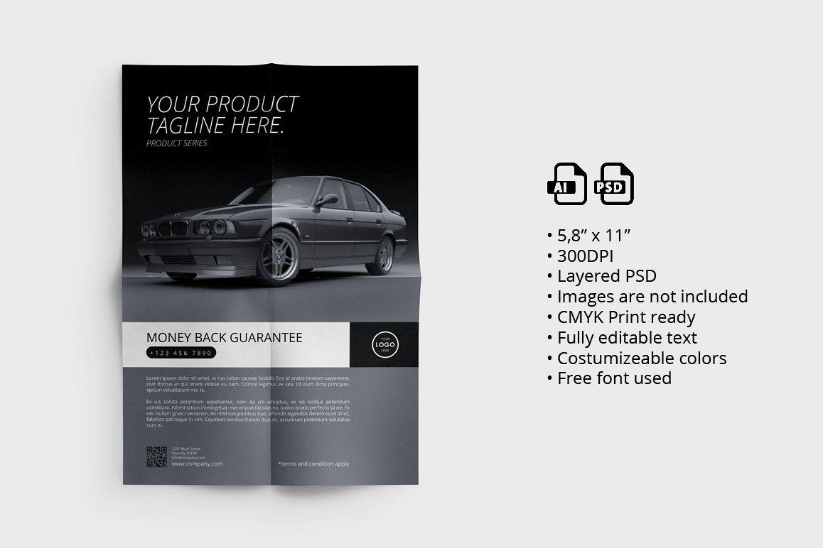 Automotive Flyer example image 1