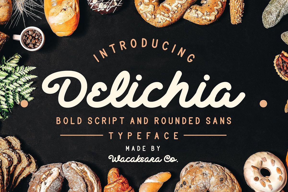 Delichia example image 1