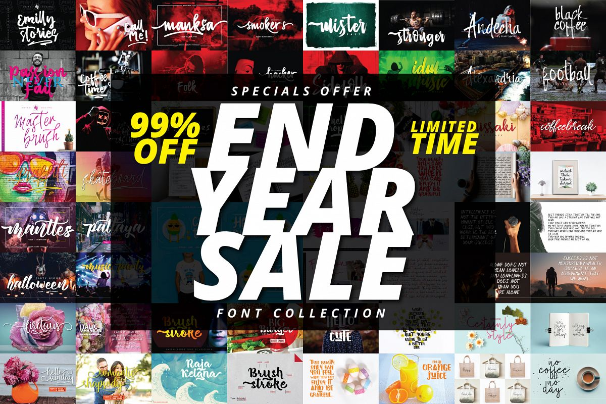 End Year Sale - Limited Time example image 1