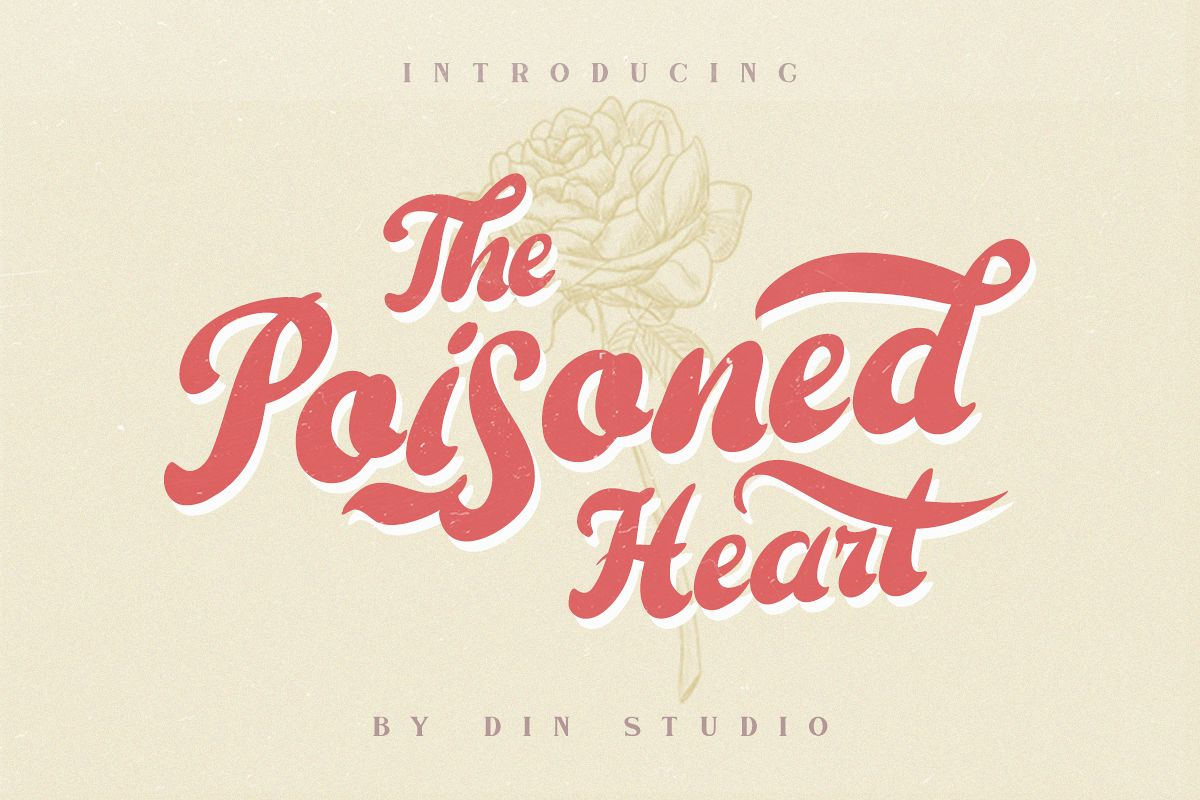The Poisoned Heart Script example image 1