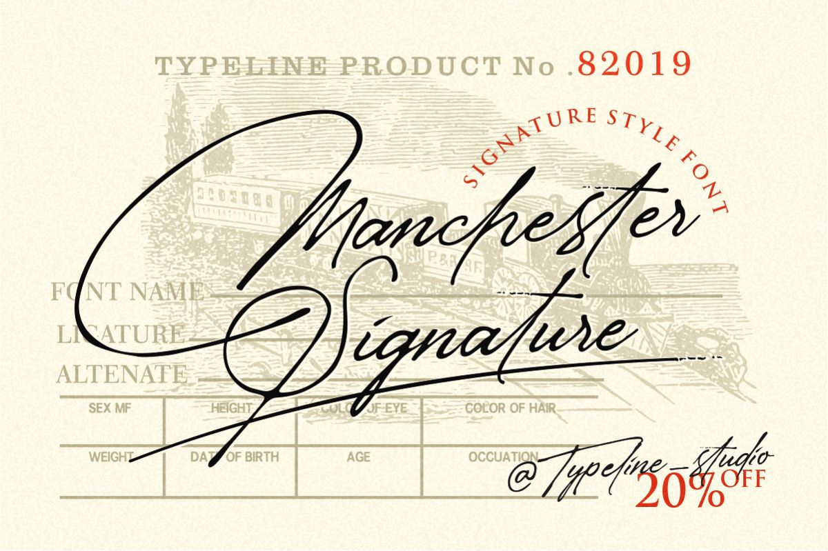 Manchester Signature example image 1