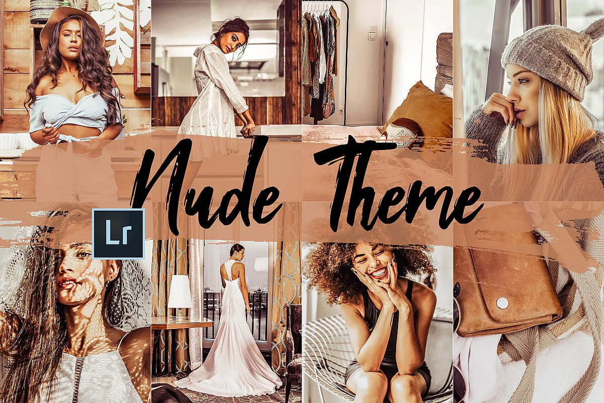 05 Nude Desktop Lightroom Presets and ACR preset example image 1