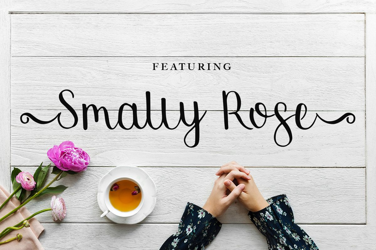 Smally Rose example image 1