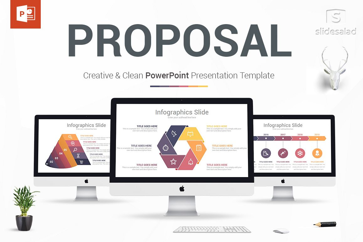 Best Business Proposal PowerPoint Templates