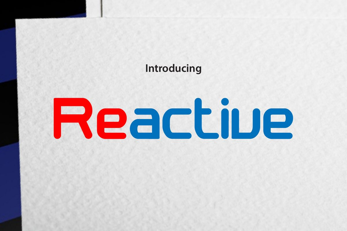 Reactive example image 1