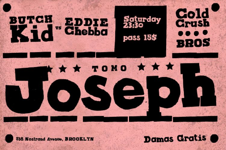 TOMO Joseph example image 1