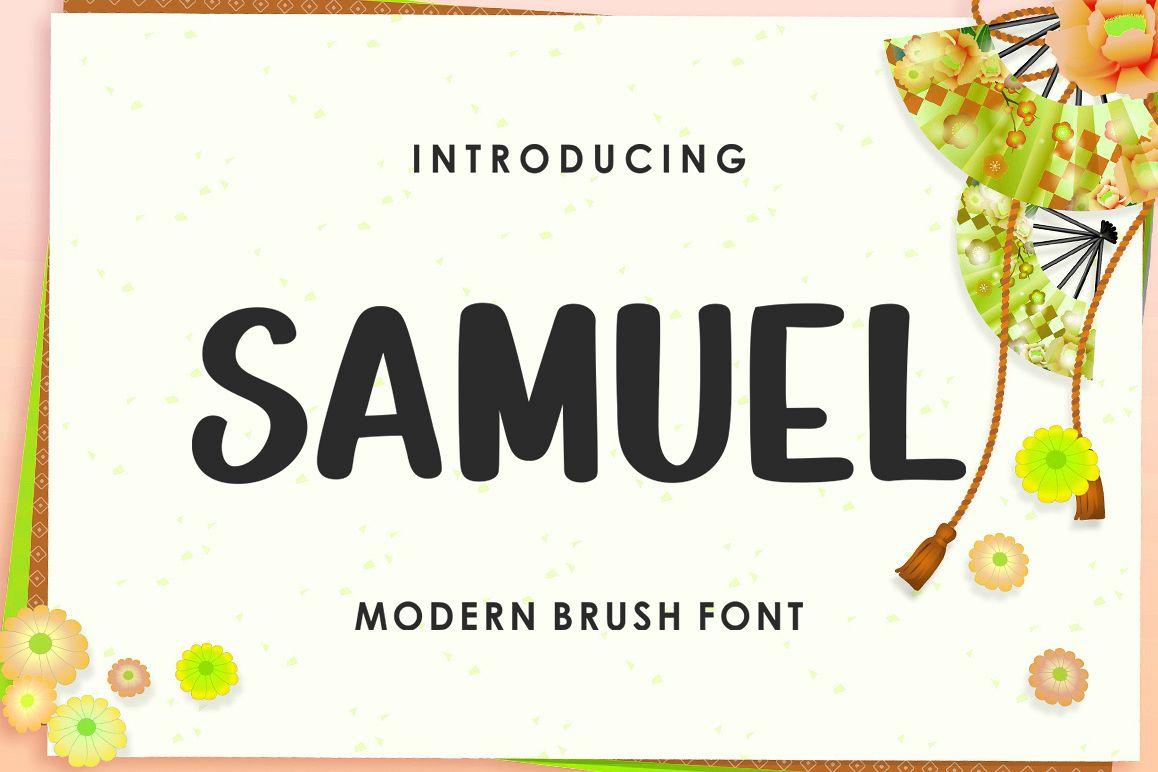 Samuel example image 1