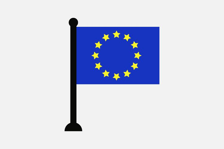 European Union flag example image 1