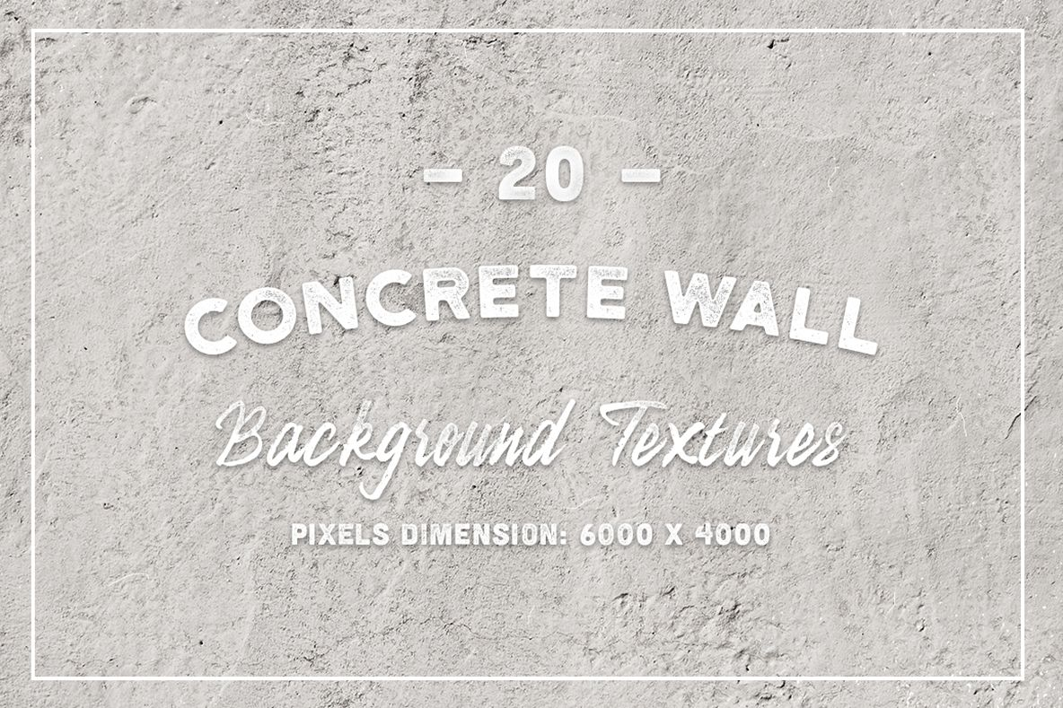20 Concrete Wall Background Textures example image 1