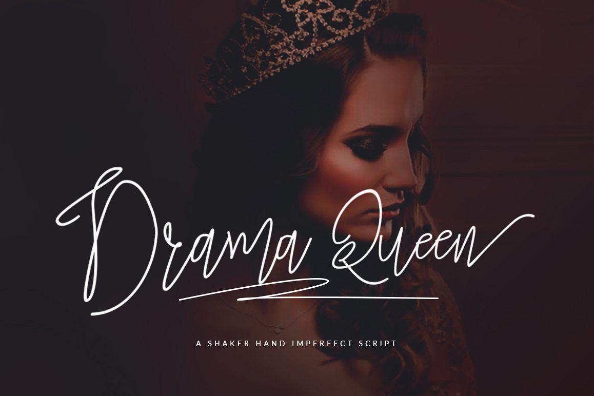 Drama Queen Script example image 1