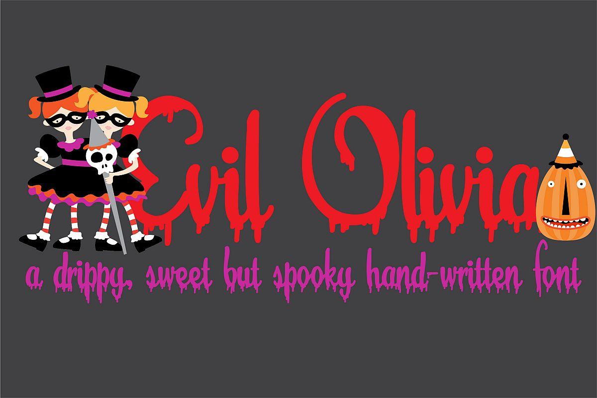 ZP Evil Olivia example image 1