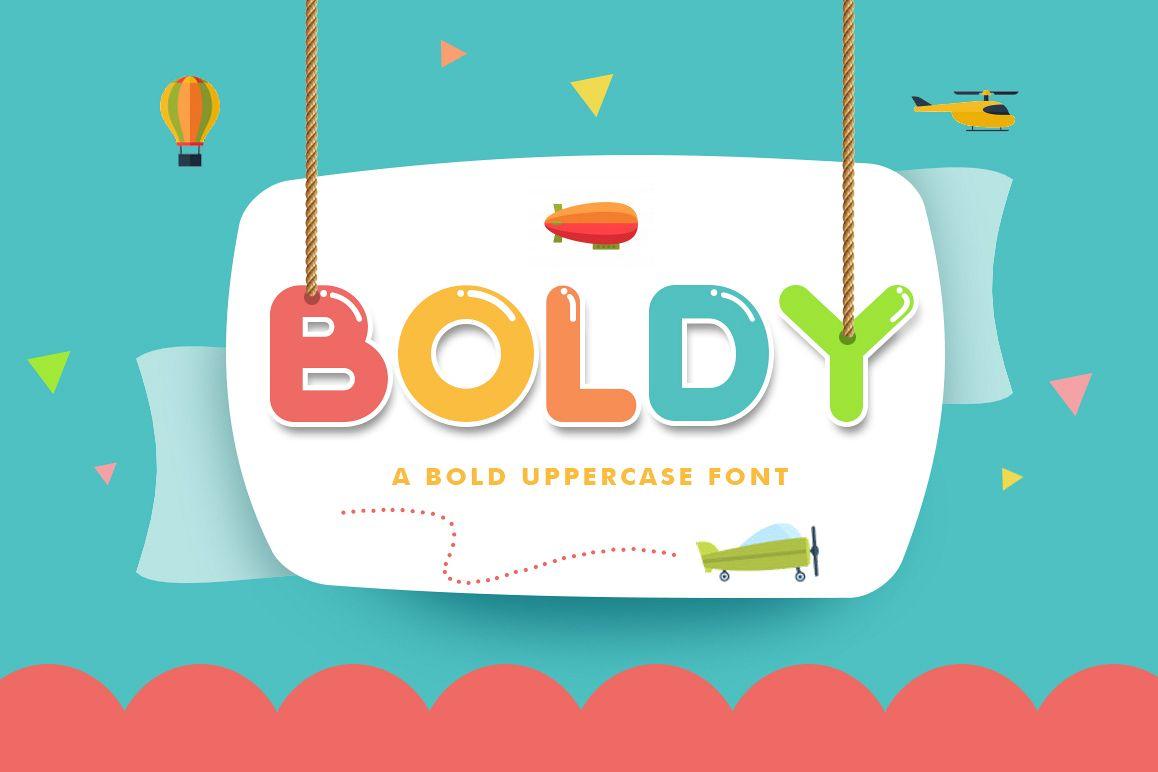 Boldy example image 1