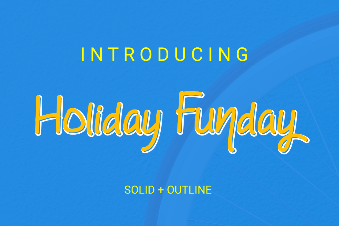 Holiday Funday example image 1