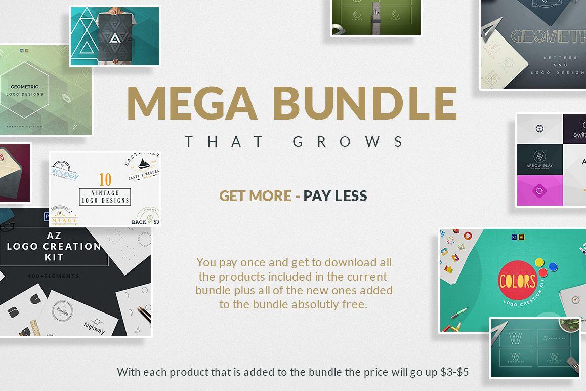 Mega Bundle that grows example image 1